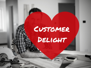 Renovation projects: 4 ways to delight your customers