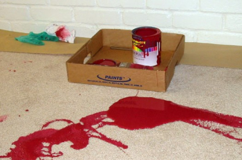 Paint spills: The true cost of trashing the floor