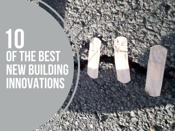 Building materials: 10 of the best new innovations in 2015